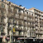 Apartamento Gran Vía Eixample, Barcelona