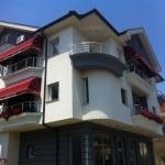 Villa Jankuloski,  Ohrid