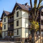 Villa Mozart, Truskavets