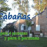 Hotellikuvia: Cabañas Costa Azul, Sauce Viejo