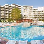 ホテル写真: Hotel Laguna Mare, アルベナ