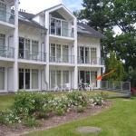Villa Granitz - Ferienwohnung Rechtern,  Göhren