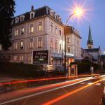 Hotel des Eaux, Aix-les-Bains