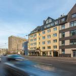 Novum Hotel Flora Apartments,  Düsseldorf