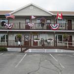 Bishops Country Inn Motel, Jackman