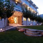 Saronis Hotel,  Méthana