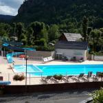 Hotel Pictures: Camping La Clé des Champs, Saint-Nectaire