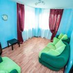 Broadway Apartment Ulitsa Alexeeva 45, Krasnoyarsk