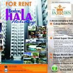Bandung Hala Holiday at The Jardin Apartments,  Bandung