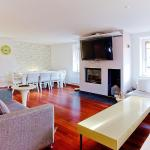 Presidental Suite Apartment by Livingdowntown, Zürich