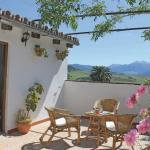 Hotel Pictures: Two-Bedroom Holiday home Montecorto with a Fireplace 08, Montecorto