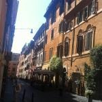 Appartamento del Boschetto, Rome