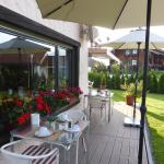 Hotel Pictures: Ferienhotel Silberdistel garni, Bolsterlang