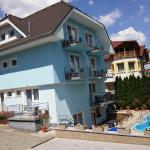 Blue Mediterran Apartment House, Balatonfüred