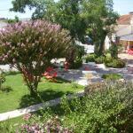 Hotel Pictures: Hotel Les Vieux Acacias, Queyrac