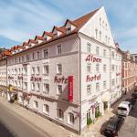 Alpen Hotel München, Munich