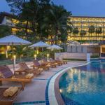 Chanalai Flora Resort, Kata Beach,  Kata Beach