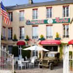 Churchill Hotel,  Bayeux