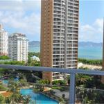 Sanya Dream Corridor Seaview Apartment, Sanya