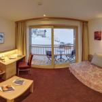 Foto Hotel: Sporthotel Domig, Faschina