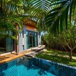 Villa Paikea by TropicLook: Onyx style Nai Harn Beach,  Nai Harn Beach