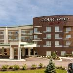 Courtyard by Marriott Bridgeport Clarksburg,  Bridgeport
