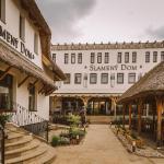 Hotel Slamený dom,  Košice