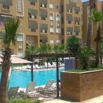 Aqua Resort Apartment, El Ahmar