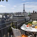 Hôtel San Régis, Paris