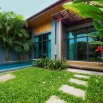 Villa Kowhai: Onyx style Nai Harn Beach,  Nai Harn Beach