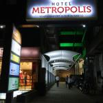 Hotel Metropolis, Hubli