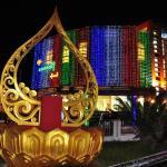 Bawga Theiddhi Hotel (Kyike Hti Yoe),  Kinmun