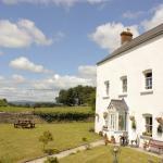 Llansabbath Country Farmhouse B&B, Abergavenny