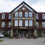 Esmerald Hotel,  Malysheva