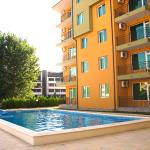 Hermes Apartments, Sunny Beach