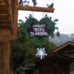 Chalet Bois d'Antan,  Sainte-Foy-Tarentaise