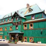Hotel Pictures: Hotel Zelený Dům, Boží Dar