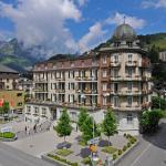 Hotel Schweizerhof, Engelberg