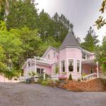 The Pink Mansion,  Calistoga