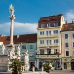 Fotografie hotelů: Hotel Zentral, Wiener Neustadt
