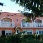 Gizella Apartmanhaus, Bük