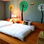 Danxia Mountain Firefly Guesthouse, Renhua