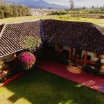 Hotel Pictures: B&B Cotacachi Hosteria Oro Azul, Cotacachi
