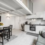 Apartment Frisi,  Milan