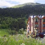 Hotel Pictures: Apartaments Els Llacs, Bordes d´Envalira