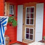 Gemütliches Holzhaus bei Rerik, Russow