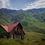 Mountain House,  Kazbegi
