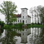 Pałac Biały Książę, Bartoszyce