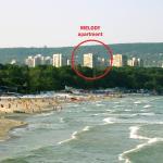 Apartment Melody, Varna City
