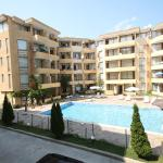 Apartment Arendoo in Barco Del Sol complex, Sunny Beach